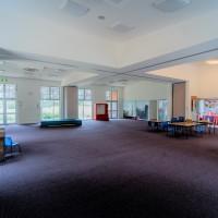 Holy Saviour School Hall
