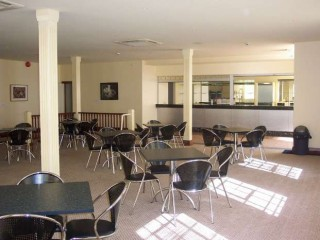 Cafe and Bar Area
