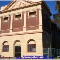 Kensington Masonic Hall Sydney